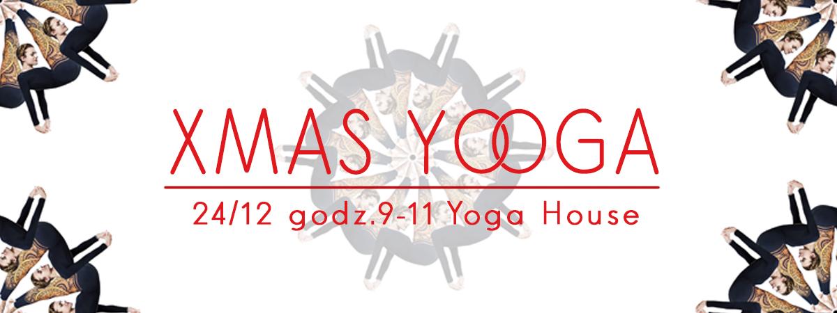 Xmas Yoga