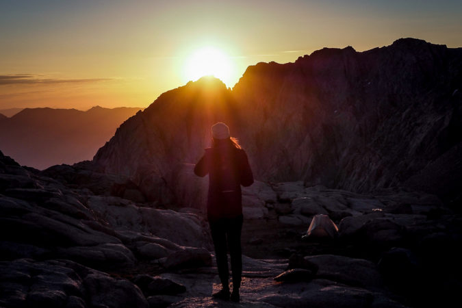 John Muir Trail. Day by Day. Part 1