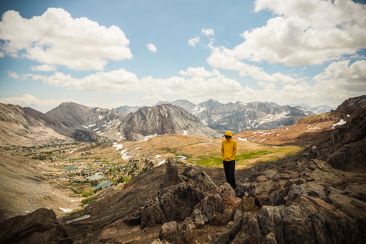 John Muir Trail. Day by Day. Part 2