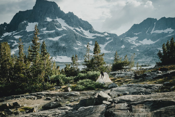 John Muir Trail.Day by Day. Part 3